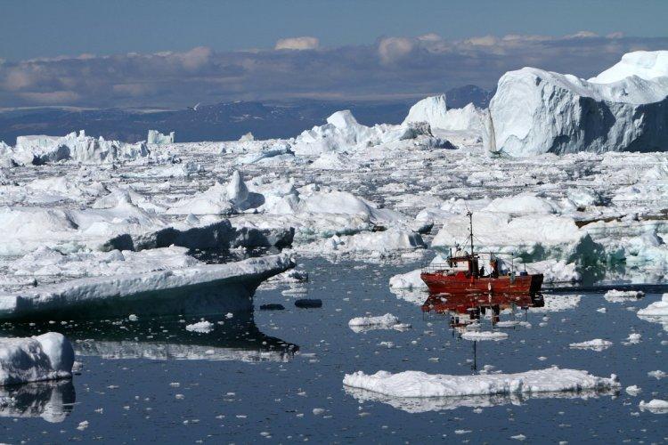 Ilulissat - Baie de Disko - © Stéphan SZEREMETA