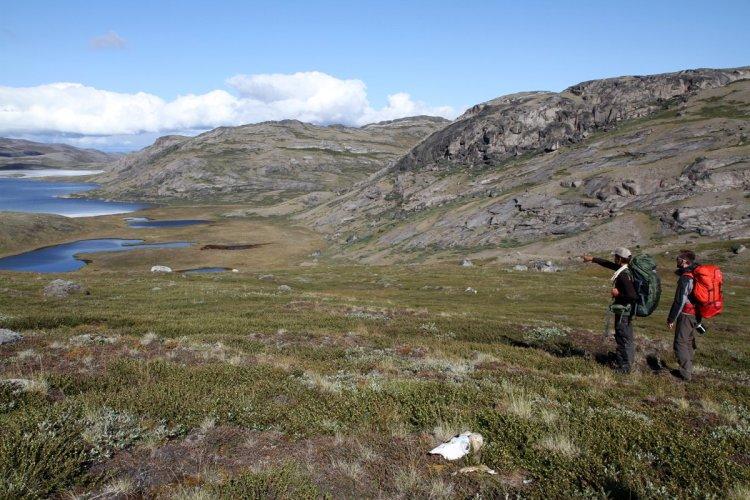 Trek dans le sud du Groenland - © Stéphan SZEREMETA