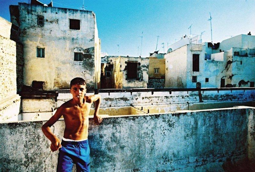 Tanger, latitude 35.46'50