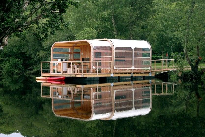 top 10 campings pour un s jour insolite france. Black Bedroom Furniture Sets. Home Design Ideas