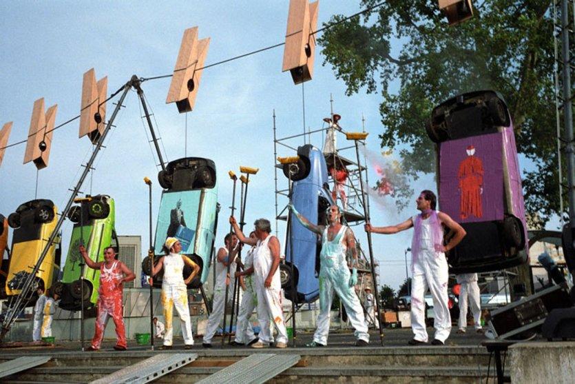 Generik Vapeur durant le festival Viva Cité. - © D.R.
