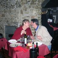 et BACCI de Claire et Jules a la CAPANNA DI BACI . . .