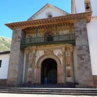 San pedro de andahuaylillas glise cath drale for Exterieur chapelle sixtine