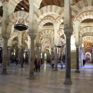Mosquée-Cathédrale : intérieur