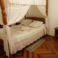 Chambre : le lit