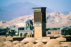 Mosquée du Vendredi, Kerman. (© Hugo Canabi)