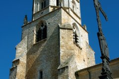 Eglise de Mauvezin. (© Chris Rose - iStockphoto)