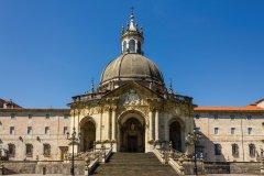 Sanctuaire et la basilique de Loyola. (© Proformabooks)
