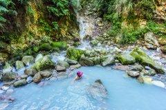 Sources chaudes dans le parc national de Yangmingshan. (© weniliou - Shutterstock.com)