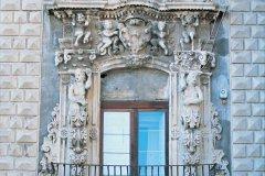 Monastère des bénédictins par Vaccarini. (© Apollon - Iconotec)