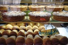 Pâtisseries napolitaines. (© Stéphan SZEREMETA)