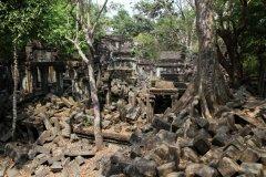 Vestiges du temple de Beng Mealea. (© Stéphan SZEREMETA)