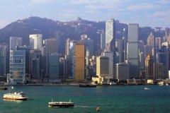 Quartier Central, tour de la Banque de Chine. (© Tom Pepeira - Iconotec)