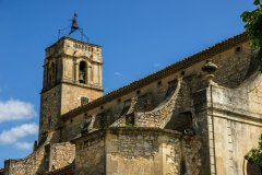 Eglise Sainte-Croix, Maussane-les-Alpilles. (© Pictures news-Fotolia)