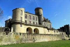 Château des Ducs de Duras. (© CHÂTEAU DES DUCS DE DURAS)