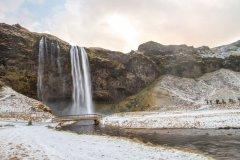 Seljalandsfoss. (© Ludovic COSTE)
