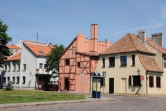 Vieille ville de Klaipéda. (© Shmel - Fotolia)