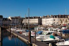 Le port de Vannes. (© Irène Alastruey - Author's Image)