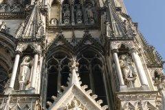 Tour de la cathédrale de Reims (© JEAN-PAUL LABOURDETTE)