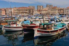Le Vieux Port (© Lawrence Banahan - Author's Image)