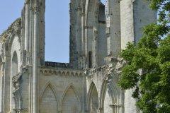 Abbaye de Maillezais. (© Pascal Baudry - Sud Vendée Tourisme)