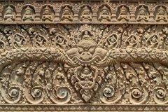 Détails du temple de Chisor. (© Stephan Szeremeta)