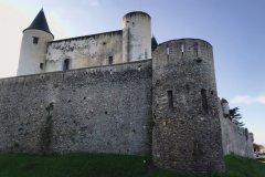 Château de Noirmoutier. (© Linda CASTAGNIE)
