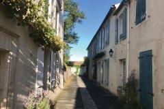 Ruelles de Noirmoutier. (© Linda CASTAGNIE)