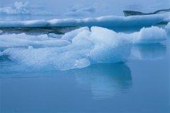 Glacier Vatnajökull - lac Jokulsarlon. (© Author's Image)