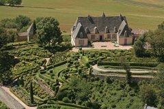 Les Jardins Suspendus de Marqueyssac. (© Laugery)