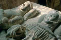 Eglise des Cordeliers - Gisant d'un Duc de Lorraine (© ERWAN LE PRUNNEC - ICONOTEC)