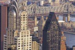 Le Chrysler Building à New-York. (© Tom Pepeira - Iconotec)