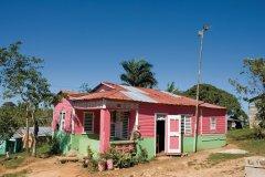 Habitation de la péninsule de Samaná. (© Irène ALASTRUEY - Author's Image)