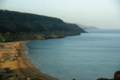 La plage de Doraleh. (© Eyerusalem ABERA)