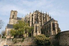 La cathédrale Saint-Julien (© Lesavantfou - Fotolia)