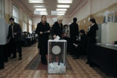 Elections legislatives 2005. (© Sylvie FRANCOISE)