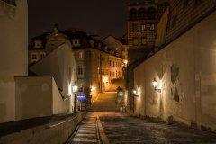 Dans les rues de Prague. (© Pavel068 - Shutterstock.com)