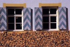 Détail d'une maison bavaroise (© Author's Image)