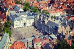 Bruges. (© Dmitry Rukhlenko - Shutterstock.com)