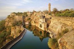 Fort de Chittorgarh. (© Vdalidali - iStockphoto)