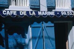 Restaurant au bourg de Terre-de-Haut. (© Author's Image)