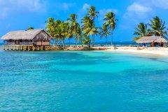 Paysage idyllique de la province de San Blas. (© Simon Dannhauer - Shutterstock.com)