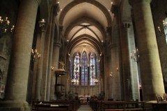 Basilique Saint-Nazaire, Carcassonne. (© Yan EVEN)