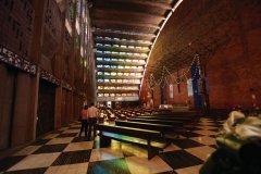 Dans la crypte de la cathédrale de San Salvador repose Monseigneur Romero. (© Florie THIELIN)