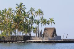 Pu'uhonua O Honaunau Historical Park. (© Hawaii Tourism Authority (HTA) / Kirk Lee Aeder)