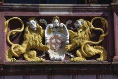 Les armoiries de Mulhouse. (© Ville de Mulhouse)