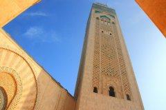 La mosquée Hassan II. (© Inu)