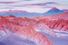Vallée de la Muerta, désert d'Atacama. (© sara_winter)