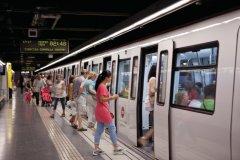 Une station de métro. (© Irène ALASTRUEY - Author's Image)