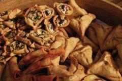 Biscuits traditionnels libanais au souk el-Tayeb (© Philippe GUERSAN - Author's Image)